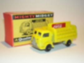 Benbros Mighty Midget No.49 Coca-Cola Truck