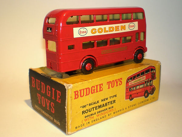 Budgie No.236 Routemaster Double Decker Bus