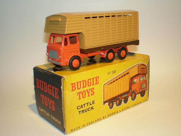Budgie No.220 Cattle Truck