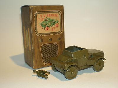 Benbros TV Series No.12 Scout Car