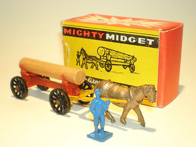 Benbros Mighty Midget No.2 Log Cart