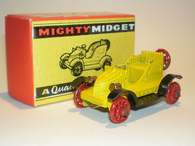 Benbros Mighty Midget No.26 1904 Vauxhall