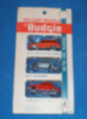 Budgie Miniatures No.99B Traffic Set