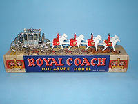 Benbros Qualitoys Royal Coronation Coach