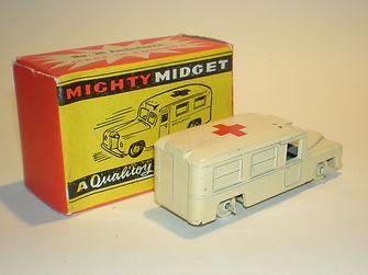 Benbros Mighty Midget No.38 Ambulance