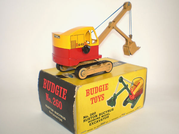 Budgie No.260 Ruston Bucyrus Excavator