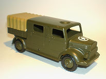 Budgie No.210 US Army Personnel Carrier