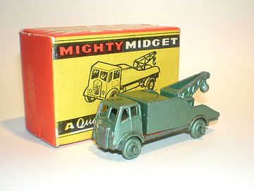 Benbros Mighty Midget No.33 Breakdown Lorry