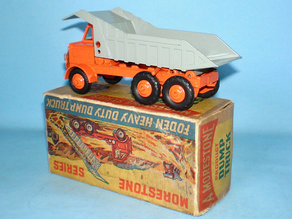 Morestone Foden Heavy Duty Dump Truck