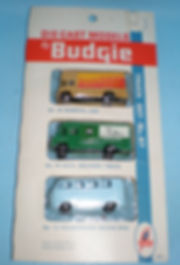Budgie Miniatures No.97B Truck Set