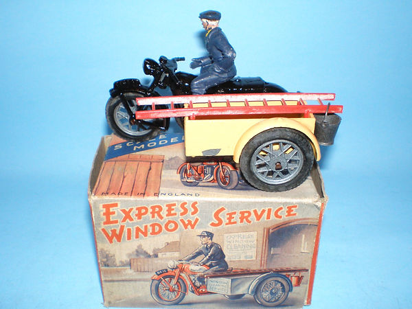 Benbros Qualitoys Express Window Service Motorcycle