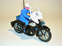 Budgie No.454 RAC Motorcycle Patrol (Series 1)
