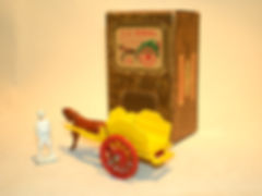 Benbros TV Series No.6 Milk Cart