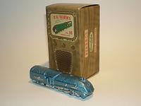 Benbros No.16a Express Locomotive