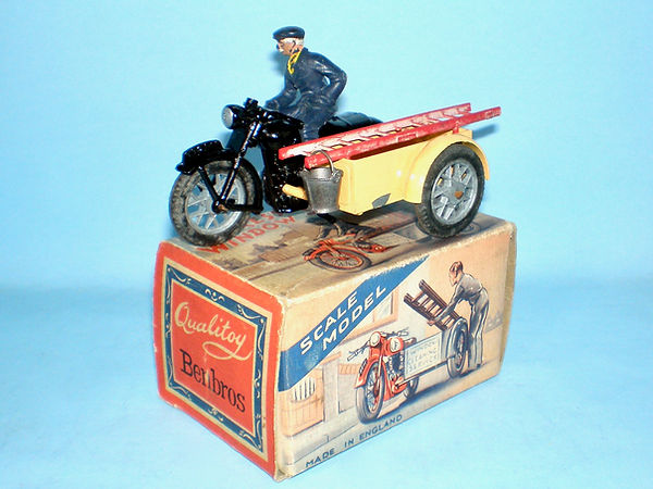 Benbros Qualitoys Window Cleaner Motorcycle