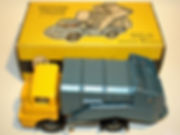 Budgie No.274 Refuse Truck
