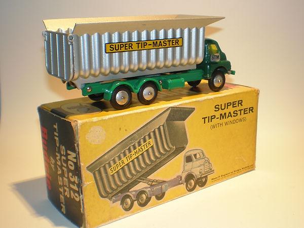 Budgei No.312 Super Tip-Master