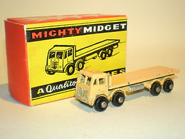 Benbros Mighty Midget No. 20 Flat Truck