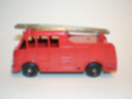 Budgie Miniatures No.59 Fire Engine