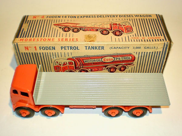 Morestone No.4 Foden Express Delivery Wagon