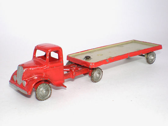Britains Lilliput World Vehicle Series LV/603 Articulated Lorry