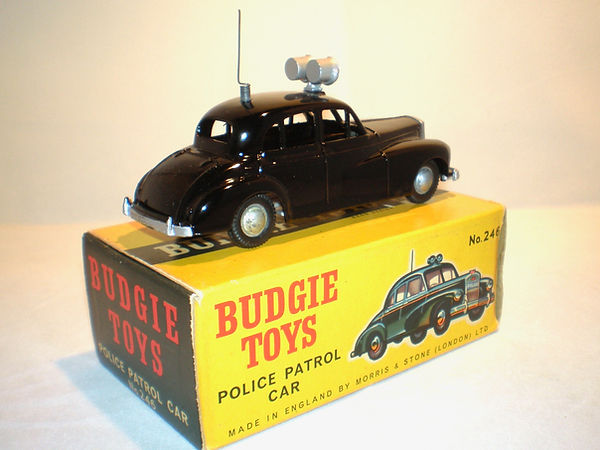 Budgie No.246 Police Patrol Car
