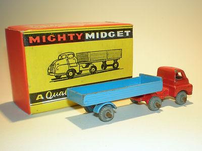 Benbros Mighty Midget No.47 Articulated Wagon
