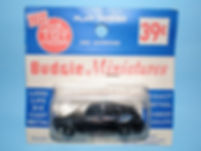 Budgie Miniatures No.61 Q Car - Toy House blister-pack