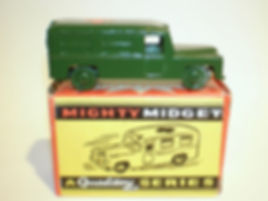 Benbros Mighty Midget No.38 Ambulance