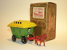 Benbros TV Series No.5 Gypsy Caravan