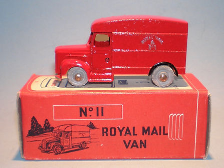Morestone Esso Petrol Pump Series No.11 Royal Mail Van