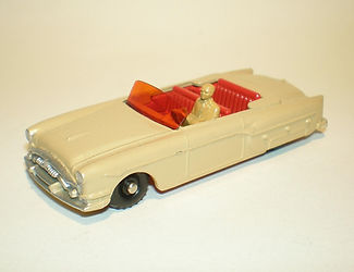 Budgie Miniatures No.14 Packard Convertible - variation 2