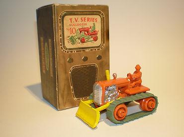 Benbros TV Series No.10 Bulldozer