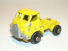 Benbros Mighty Midget Nos.43-48 Bedford Cab - yellow, bpw