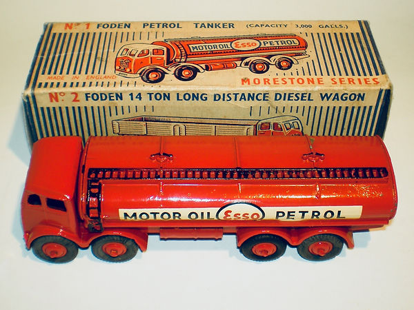 Morestone No.1 Foden Petrol Tanker