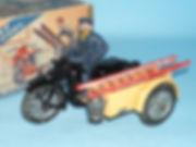 Benbros Qualitoys Express Window Washer Service Motorcycle