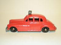 Budgie Miniatures No.27 Fire Chief Car