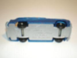 Budgie Miniatures No.61 Q Car