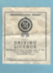 Morestone International Trucks of the World Driving Licence