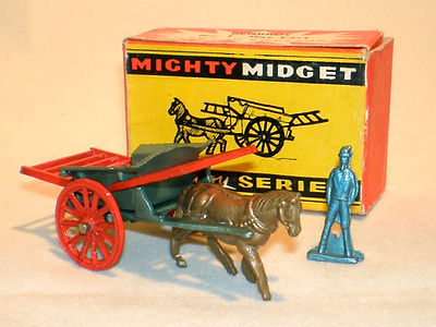 Benbros Mighty Midget No.1 Hay Cart