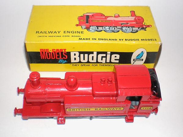 Budgie No.224 Railway Engine (Series 2)