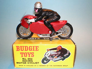 Budgie No.262 Racing Motorcycle
