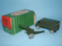 Kemlows Sentry Box 3 Ton Bedford Lorry towing 25 pdr Gun