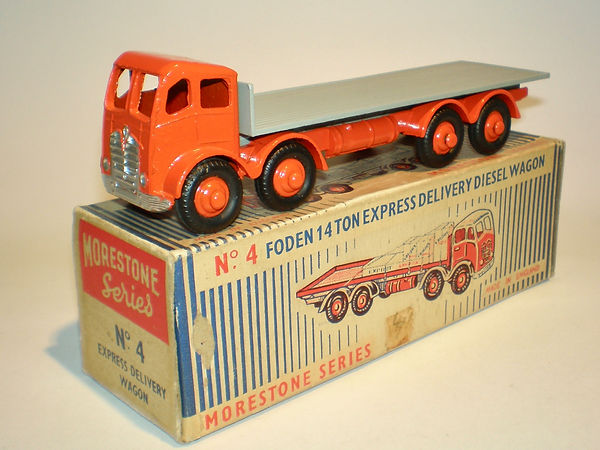 Morestone No.4 Foden Express Delivery Diesel Lorry