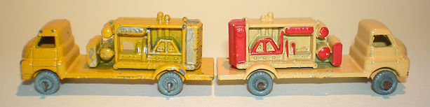Benbros No.32 Compressor Wagon - Bedford