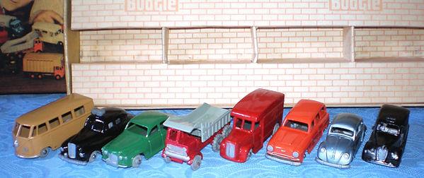 Budgie Miniatures Gift Set No.8 models