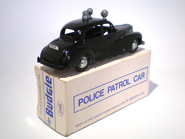 Budgie No.246 Police Car (Series 2)