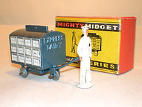 Benbros No.7 Electric Milk Trolley