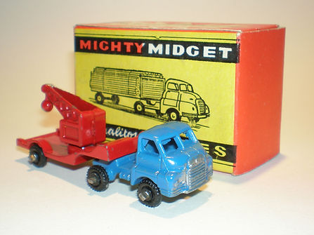 Benbros Mighty Midget No.44 Articluated Low Loader