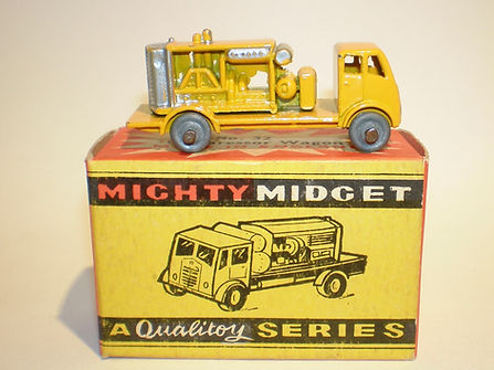 Benbros Mighty Midget No.32 Compressor Wagon